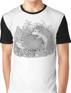 The Hedgehogs Graphic T-Shirt
