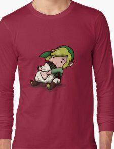 Power, Courage, Wisdom-nom-nom Long Sleeve T-Shirt