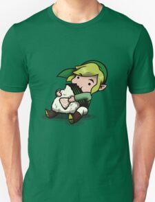 Power, Courage, Wisdom-nom-nom T-Shirt