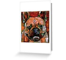 Frenchie the French Bulldog Greeting Card