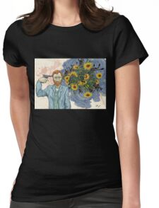 Vinnie Van  Womens Fitted T-Shirt