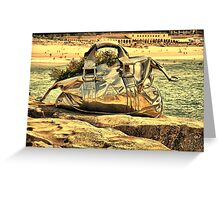 2016 Sculpture by the Sea 12 Greeting Card