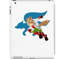 Super Smash Bros Fox iPad Case/Skin