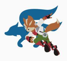 Super Smash Bros Fox Kids Clothes
