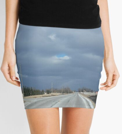 Lonesome Road Mini Skirt