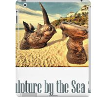 2016 Sculpture by the Sea Poster 1 iPad Case/Skin