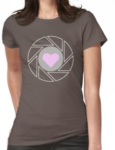 Companion - Portal Womens Fitted T-Shirt