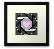 Companion - Portal Framed Print