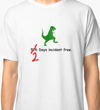 Incident Free Classic T-Shirt