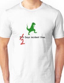 Incident Free Unisex T-Shirt