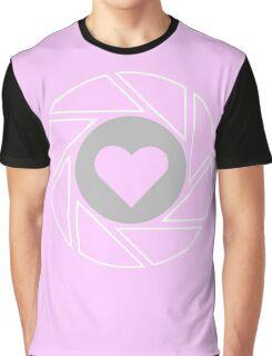 Companion - Portal (pink) Graphic T-Shirt