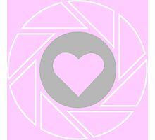 Companion - Portal (pink) Photographic Print