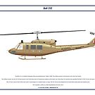 Bell 212 Bahrain 1 by Claveworks