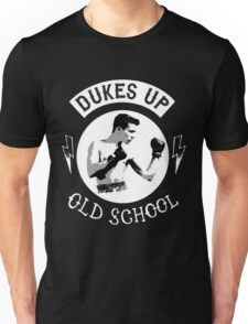 Dukes up black Unisex T-Shirt