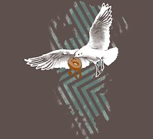 Seagulls Vs. Bagels Unisex T-Shirt