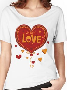 Just Love Women's Relaxed Fit T-Shirt