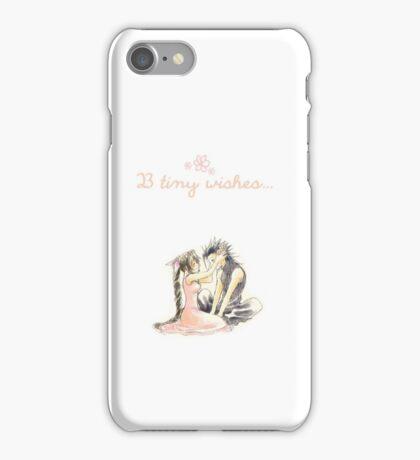 23 Wishes - Zack Fair & Aerith Gainsborough iPhone Case/Skin