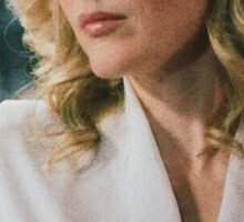 stella gibson Sticker