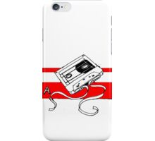Tape A iPhone Case/Skin