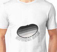"""STRAIGHT BEAN"" lgbt+ pride beans! Unisex T-Shirt"