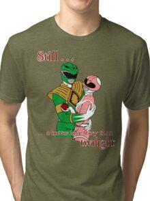 Twilight Rangers Green Ver. Tri-blend T-Shirt