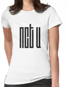 NCTU - Logo Womens Fitted T-Shirt