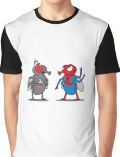 Costume Party Design Graphic T-Shirt