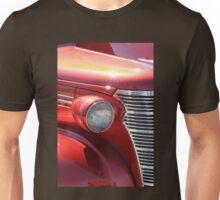 Orange Old Antique Muscle Car Unisex T-Shirt