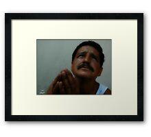 """"""" Faith """" Framed Print"""