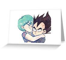 VB: snuggles Greeting Card