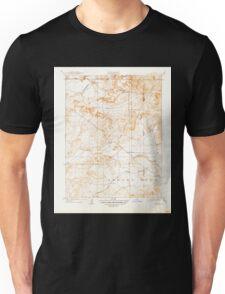 USGS TOPO Map California CA Carbondale 295977 1909 31680 geo Unisex T-Shirt