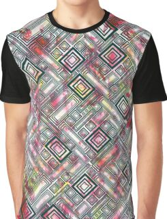 Geo Color Graphic T-Shirt