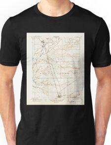 USGS TOPO Map California CA Galt 296110 1910 31680 geo Unisex T-Shirt