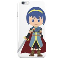 Chibi Marth Vector iPhone Case/Skin