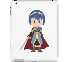 Chibi Marth Vector iPad Case/Skin