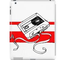 Tape A iPad Case/Skin