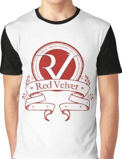 Red Velvet - Logo Graphic T-Shirt