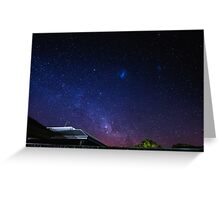 Entering Astro Photography Greeting Card