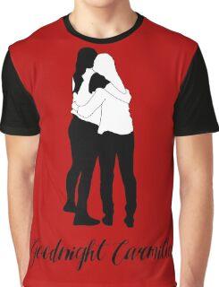 Goodnight Carmilla Graphic T-Shirt