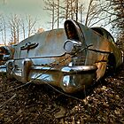 Abandoned 1955 Buick Roadmaster by mal-photography