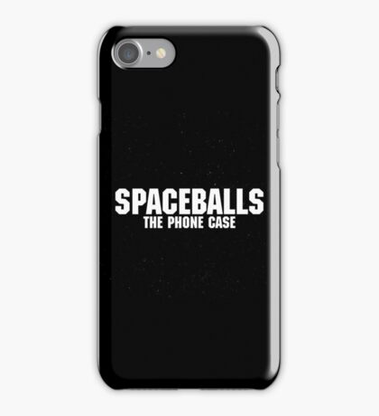 Spaceballs - The Merchandise iPhone Case/Skin
