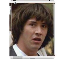 Conspiracy Keanu MEME iPad Case/Skin