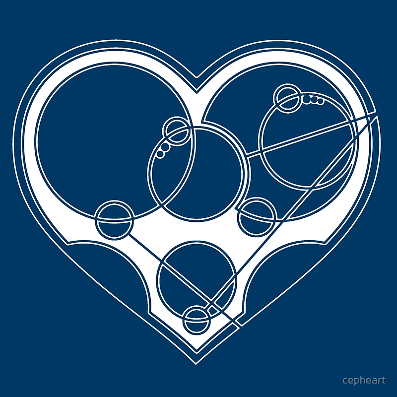 Say It With Gallifreyan by cepheart