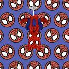 Marvel Pony Spider-man by AdrianaC