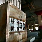 Abandoned Electrical Panel by mal-photography