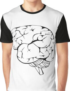 Thinking in black and white Graphic T-Shirt
