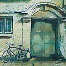 Oxford Bike by JennyArmitage