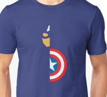 Avenger Capt America T-Shirt & Accessories Unisex T-Shirt