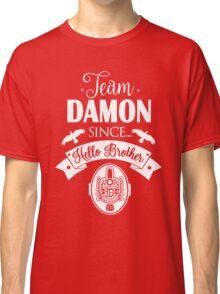 Vampire - Team Damon Classic T-Shirt