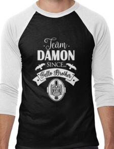 Vampire - Team Damon Men's Baseball ¾ T-Shirt